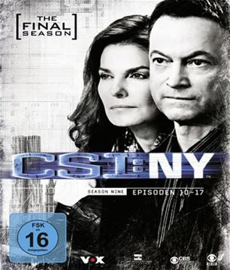 CSI: NY - Staffel 9 - Teil 2