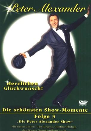 Peter Alexander - Herzlichen Glückwunsch! 50 Jahre: Folge 03