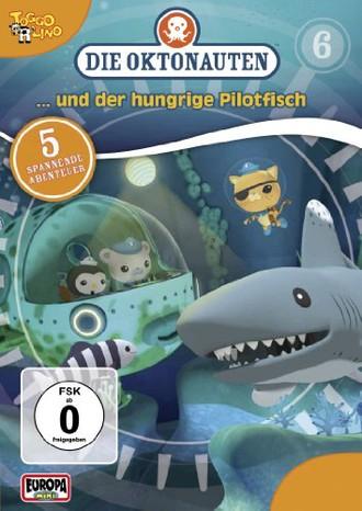 Die Oktonauten, Folge 006 - Die Oktonauten und der hungrige Pilotfisch