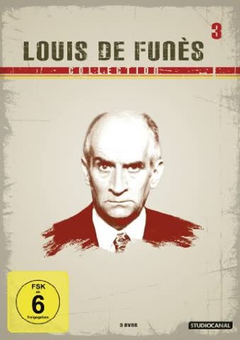 Louis de Funès Collection 3 [3 DVDs]