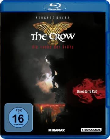 The Crow - Die Rache der Krähe [Blu-ray] [Director's Cut]