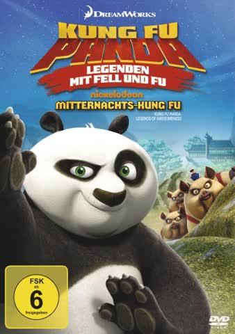 Kung Fu Panda: Legenden mit Fell und Fu - Mitternachts-Kung Fu