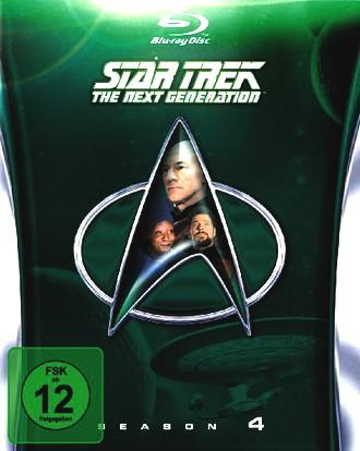 Star Trek - Next Generation/Season 4 [Blu-ray]