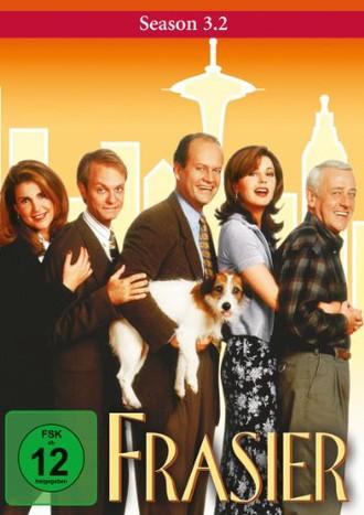 Frasier - Season 3.2 [2 DVDs]