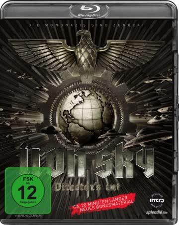 Iron Sky - Wir kommen in Frieden! [Blu-ray] [Director's Cut]