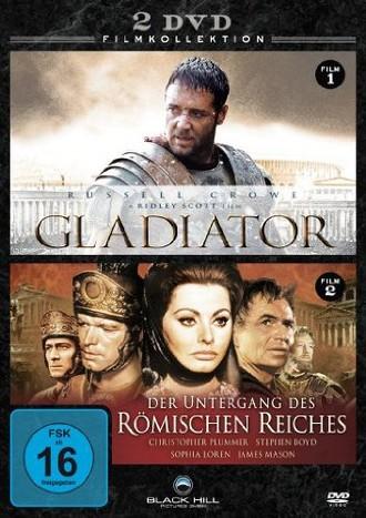 Gladiator / Der Untergang des römischen Reiches [2 DVDs]