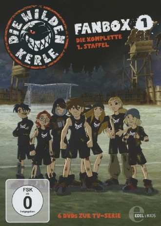 Die wilden Kerle - Fanbox 1 [6 DVDs]