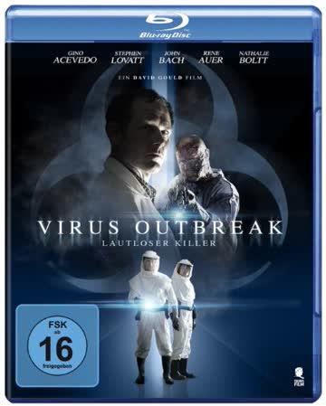 Virus Outbreak - Lautloser Killer [Blu-ray]