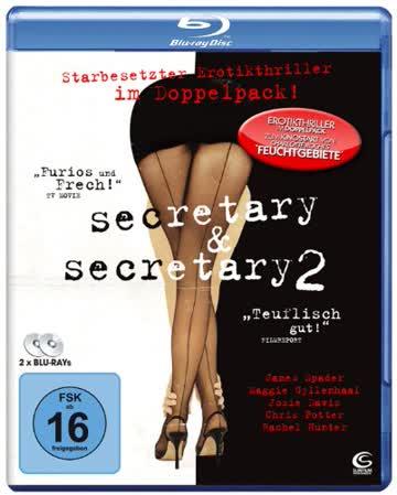 Secretary 1&2 (2 Blu-rays)