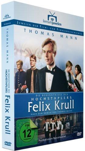 Thomas Mann: Die Bekenntnisse des Hochstaplers (DVD)