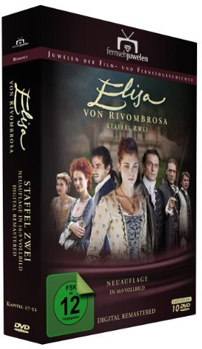 Elisa von Rivombrosa - Staffel 2