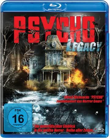 Psycho Legacy [Blu-ray]