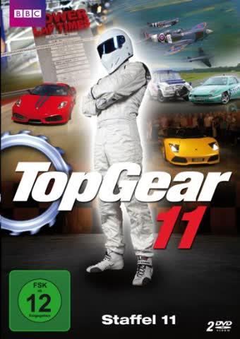 Top Gear - Staffel 11 [2 DVDs]
