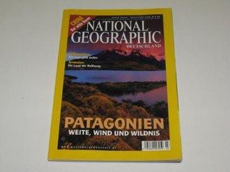 National Geographic - März 2004