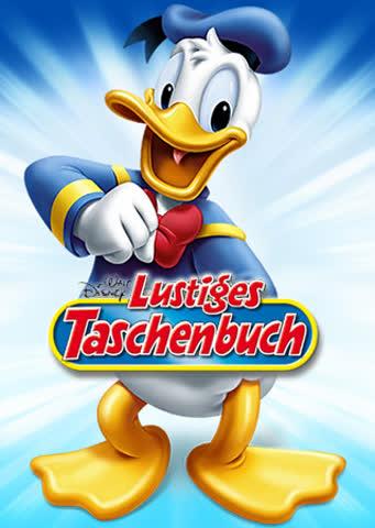 Lustiges Taschenbuch - Walt Disney (div.)