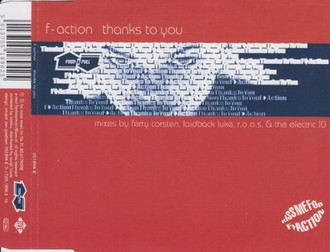 F-Action - Thanks to You