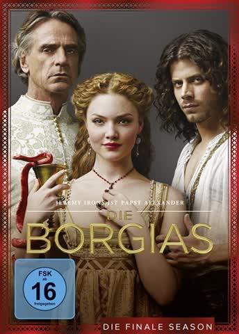 Die Borgias - Die finale Staffel