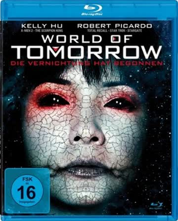 World of Tomorrow - Die Vernichtung hat begonnen [Blu-ray]