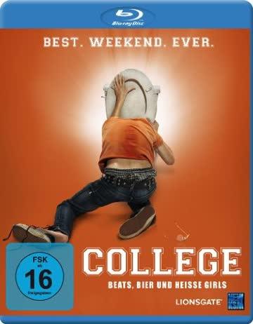 College [Blu-ray]