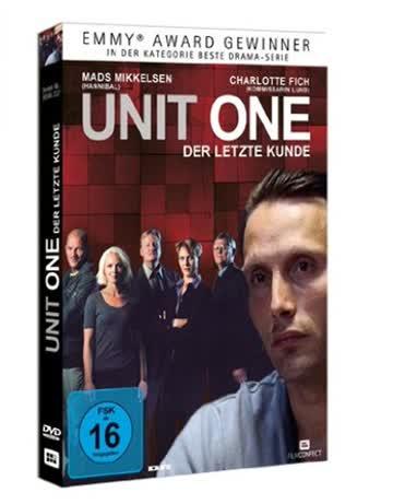 Unit One - Der Letzte Kunde (DVD) DE-Version