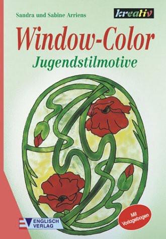 Window-Color, Jugendstilmotive