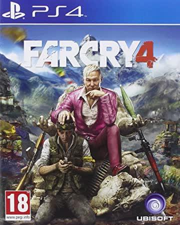 Far Cry 4 [AT-PEGI]