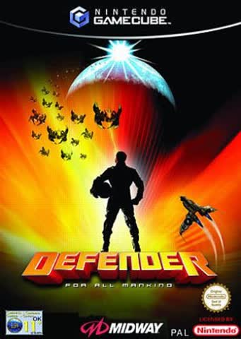 Defender (Gamecube)