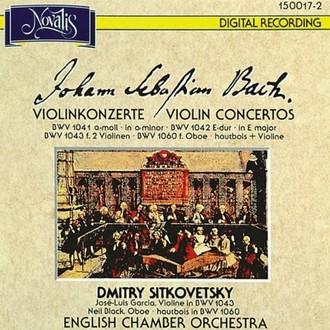 Dmitry Sitkovetsky - Violinkonzerte