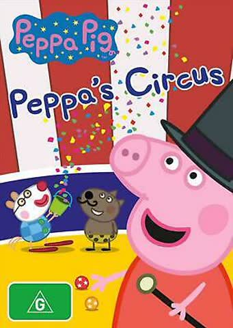 Peppa Pig: Peppa's Circus and other stories