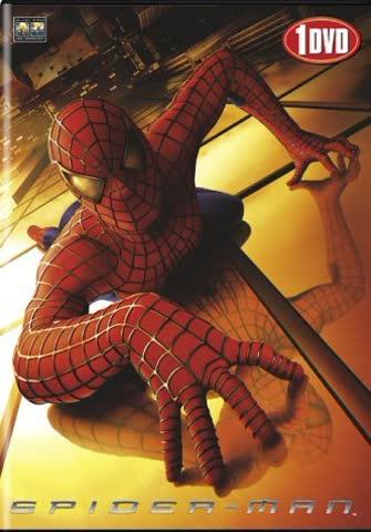 Spider-Man (Einzel-DVD)