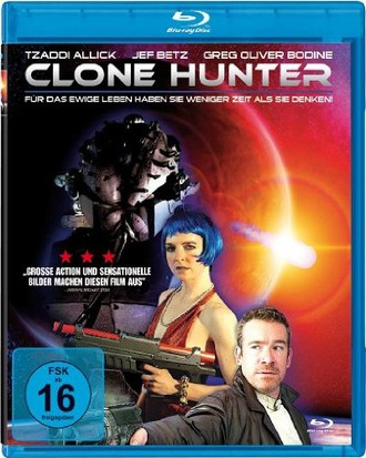 Clone Hunter [Blu-ray]