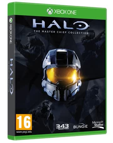 Halo Masterchief Collection XB-One AT Halo 1-4 inkl aller MP Karten inkl Halo 5 Beta [German Version]