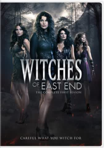 Witches Of East End: Complete First Season (3pc) [DVD] [Region 1] [NTSC] [US Import]