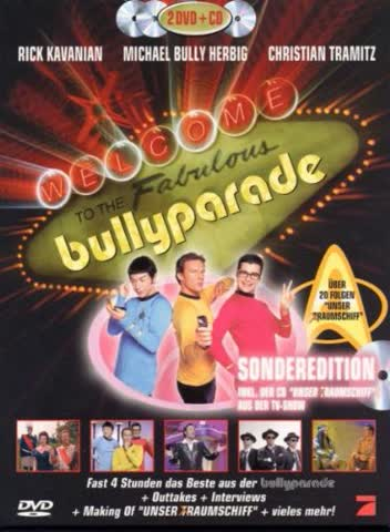 Bullyparade (+ Audio-CD) [Limited Special Edition] [2 DVDs] [Limited Edition]