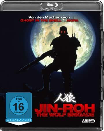 Jin Roh (Blu-ray) (FSK 16)
