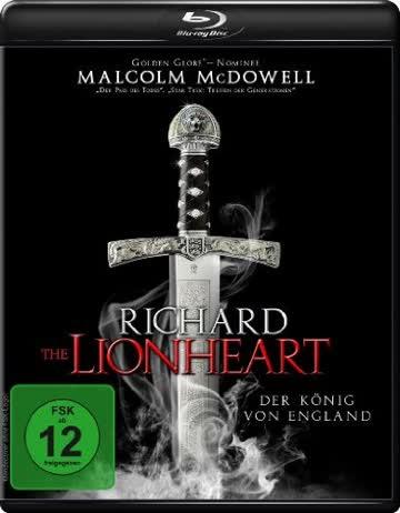 Richard the Lionheart - Der König von England [Blu-ray] [2013]