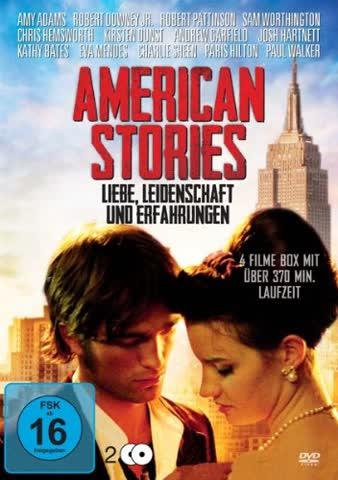 American Stories - Liebe, Leidenschaft und Erfahrungen [2 DVDs]