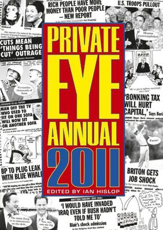 Private Eye Annual (Annuals)