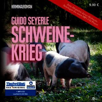 Schweinekrieg (1 MP3 CD)