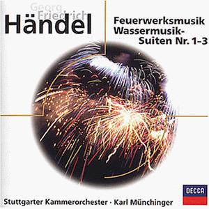 Karl Münchinger - Eloquence - Händel (Orchestermusik)
