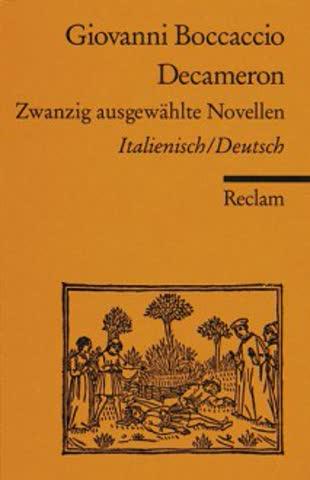 Decameron - Zwanzig Ausgewählte Novellen
