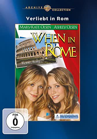 Verliebt in Rom [NON-US FORMAT, PAL]