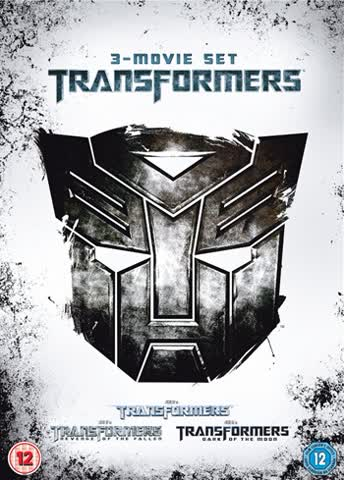 Transformers Trilogie [3 DVDs]