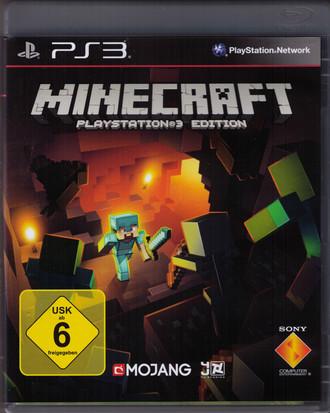 Minecraft Playstation3 Edition
