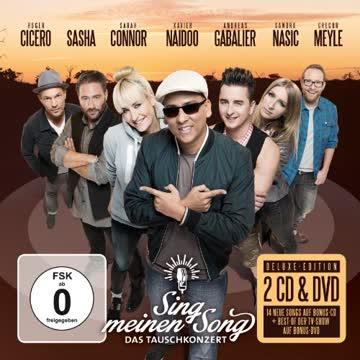 Various - Sing Meinen Song - Das Tauschkonzert (Deluxe Edition / 2 CDs + DVD)