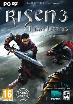 Risen 3: Titan Lords - Special Limited Edition