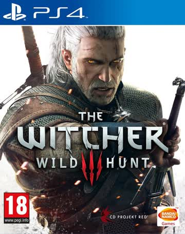 [A] Neu: The Witcher 3: Wild Hunt PEGI - PS4 - Sony PlayStation 4 19% Mwst