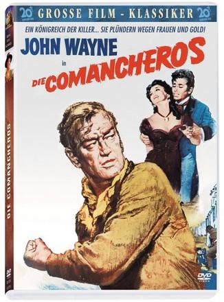 Die Comancheros (2) Deluxe Edition