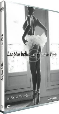 Les Plus belles inconnues de Paris [Édition Collector]