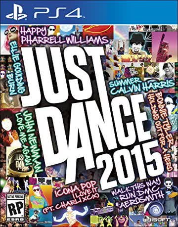 Just Dance 2015 [AT-Pegi] - [Playstation 4]
